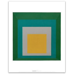 Josef Albers, Homage to the Square Print