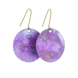 Giverny Nature Earrings by Sibilia