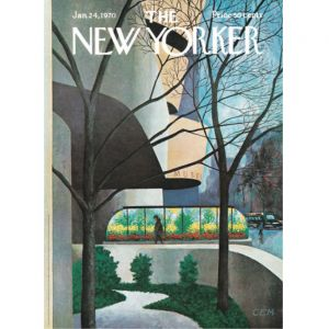 Charles E. Martin, The New Yorker Visits the Guggenheim